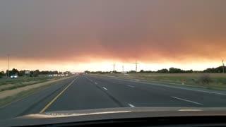 Colorado Wild Fire August 2020