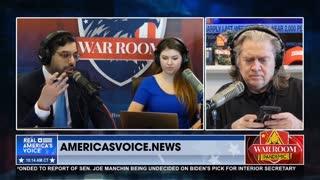 Bannon and Kassam explain how Joe Biden is in trouble