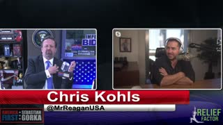 """Can conservatives tell stories? Chris """"Mr. Reagan"""" Kohls on America First One on One"""