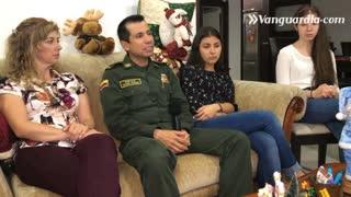 En el corazón del hombre encargado de la seguridad de Bucaramanga