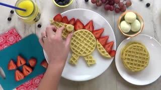 Creative breakfast ideas
