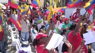 "Nicolás Maduro dice Iván Duque está a ""altura de Pinochet"""