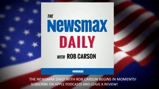 THE NEWSMAX DAILY WITH ROB CARSON SEPT 9 2021