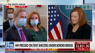 Psaki Says Illegal Immigrants Are 'Not Intending to Stay Here'