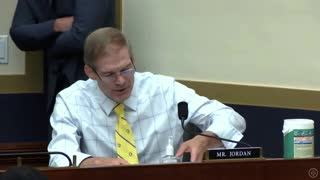 Ranking Member Jordan Opening Statement: Subcommittee Hearing 9.28.2021