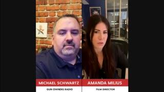 Instagram LIVE interview with Director Amanda Milius
