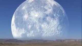 Wonderful Full Moon Eclipse