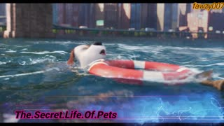 The Secret Life Of Pets cartoons