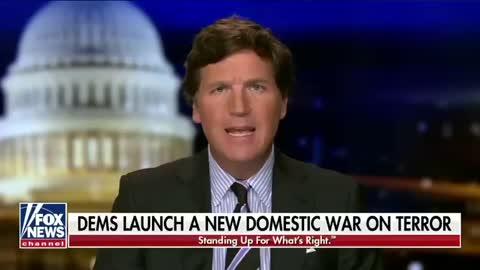 Best Tucker anti fascism clip.