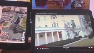 Biden Oval Office is inside a film studio