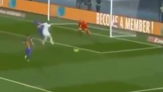 Madrid Goal vs Barcelona