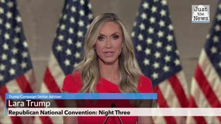 Republican National Convention, Lara Trump Full Remarks
