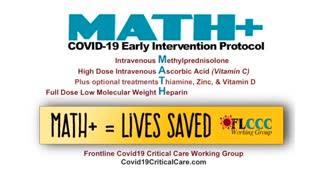 MATH+ COVID Treatment Protocol Saved My Life!!