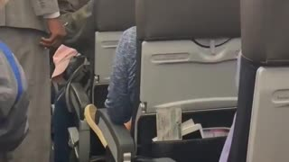 Trump supporter makes joke and gets kicked off American Airlines