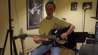 Living Room Guitarist episode 3