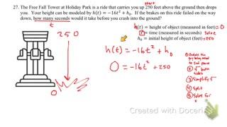 Solving quadratics using square roots part 2