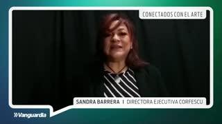 Vanguardia es: Sandra Barrera