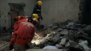 Terremoto en China deja 3 muertos
