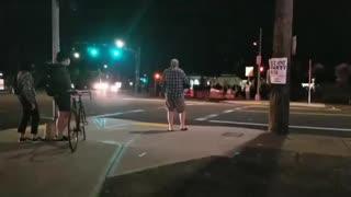 AntiFa And BLM Tear Down Statue Of George WASHINGTON In Portland Oregon