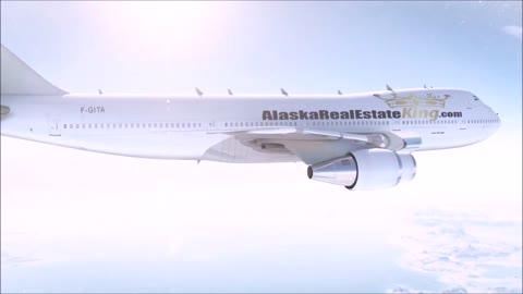 Anchorage Real Estate Alaska Real Estate King Plane Video