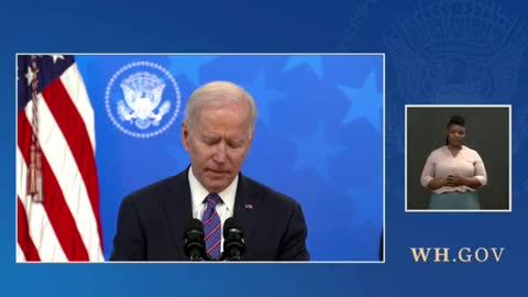 Biden: 'Not a Single Thing' Men Can Do Better than Women, 'Not a Single Thing'