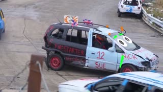 Car Doodle Chases Drunk Car   Funny Car Driving Fails & Crashes
