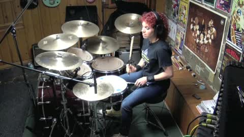 Let It Ride by Bachman Turner Overdrive ~ Drum Cover