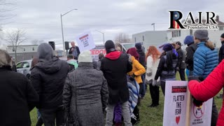 Canadian MPP Randy Hillier Slams Media and Coronavirus Tyranny at Freedom Rally