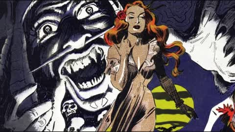HAUNTED THRILLS - A Featurette Documentary on 1950s Pre-Code Horror Comic Books