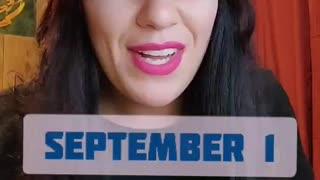 KJV September 1