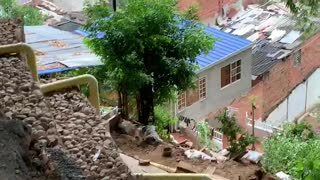 Inundación San Pedro en Bucaramanga