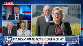 Rep. Jordan: GOP Has Votes to Oust Liz Cheney
