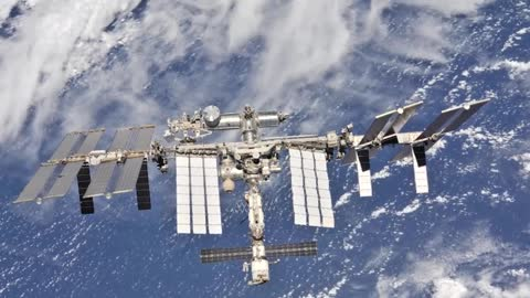 Chinese astronauts arrive at space station...!!