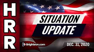 Mike Adam's Situation Update, Dec. 31st - Trump to drop game changing bombshells on Jan 6