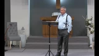 201022 - Oak Park Community Church - Elder Daren Johnson - Let's Talk Politics