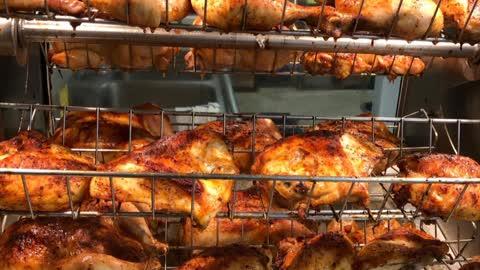 Rotisserie Chicken Daily