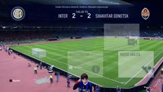 Inter - Shaktar 9 dicembre 2020 champions league _vedi descrizione