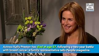 Actress Kelly Preston has died