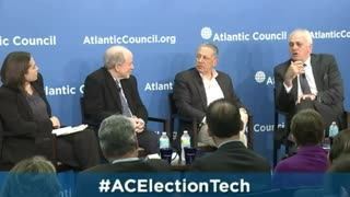 2015 Lord Mark Malloch-Brown, Smartmatic's Chairman, at the Atlantic Council