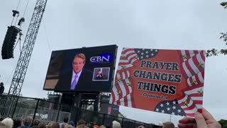 Prayer March 2020 祷告行走