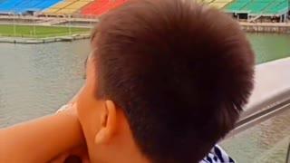 Amazing Marina Bay Sans SG