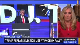 ⚫️MrBlackPill- MSNBC Panics Following Trump Rally