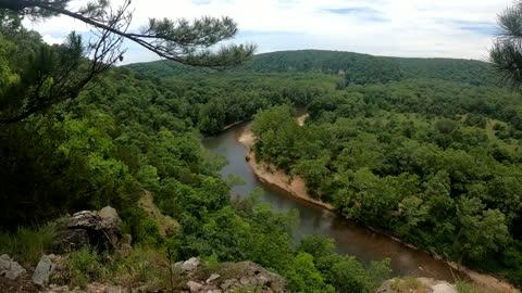 Slabtown Bluff Trail - Missouri
