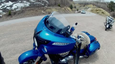 04 26 20 ride to Redstone, CO. - Part 1 in 4K Ultra resolution