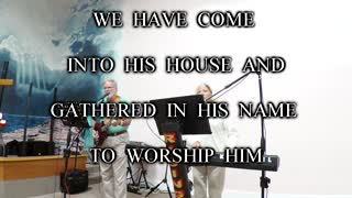 Rising Faith - We Have Come Into His House