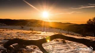 Watch a Wonderful Sunset!