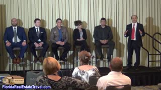 Panel 2 Florida Real Estate and Travel
