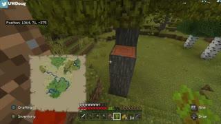 Episode #5 - Minecraft - Let's Play - Exploring the Desert Village & Temple