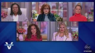 Joy Behar mocks people getting vaccine for donuts