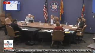 Maricopa Board of Supervisors refuses subpoena for Dominion machines